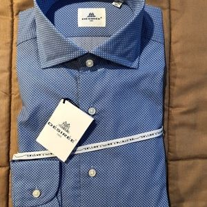 Desiree Shirts - Desiree Men's Buttondown Dress Shirt Made in Italy